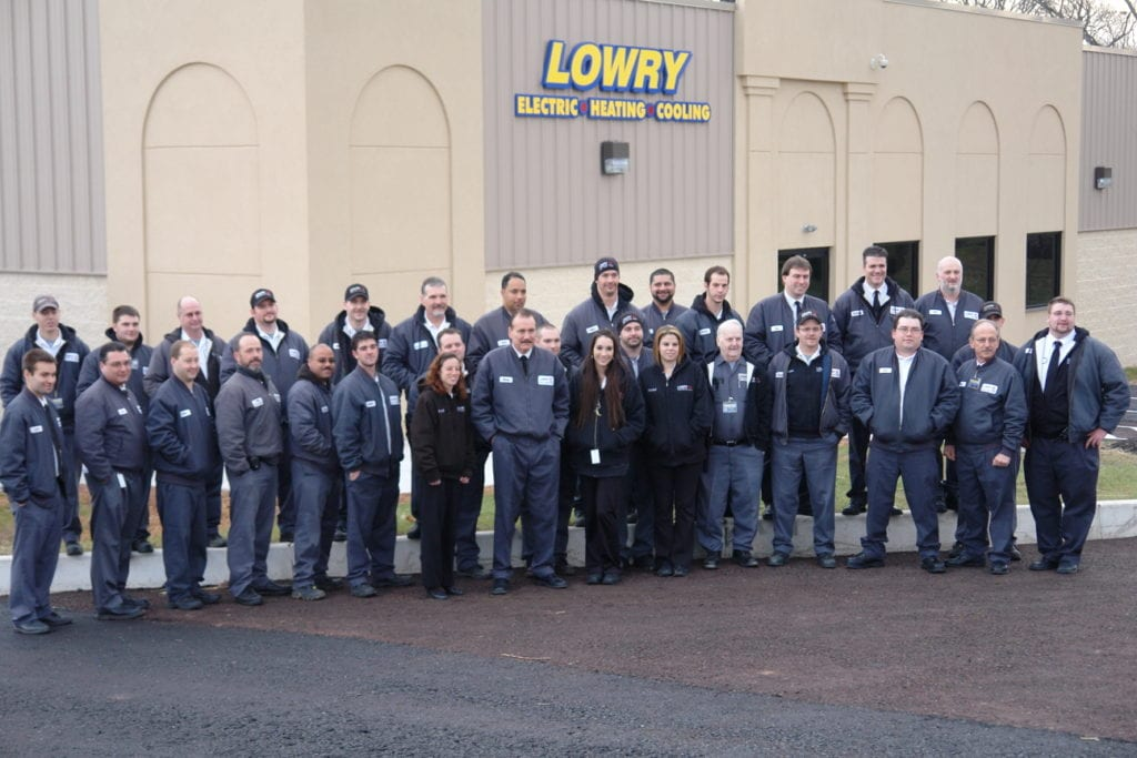 Lowry Services Team
